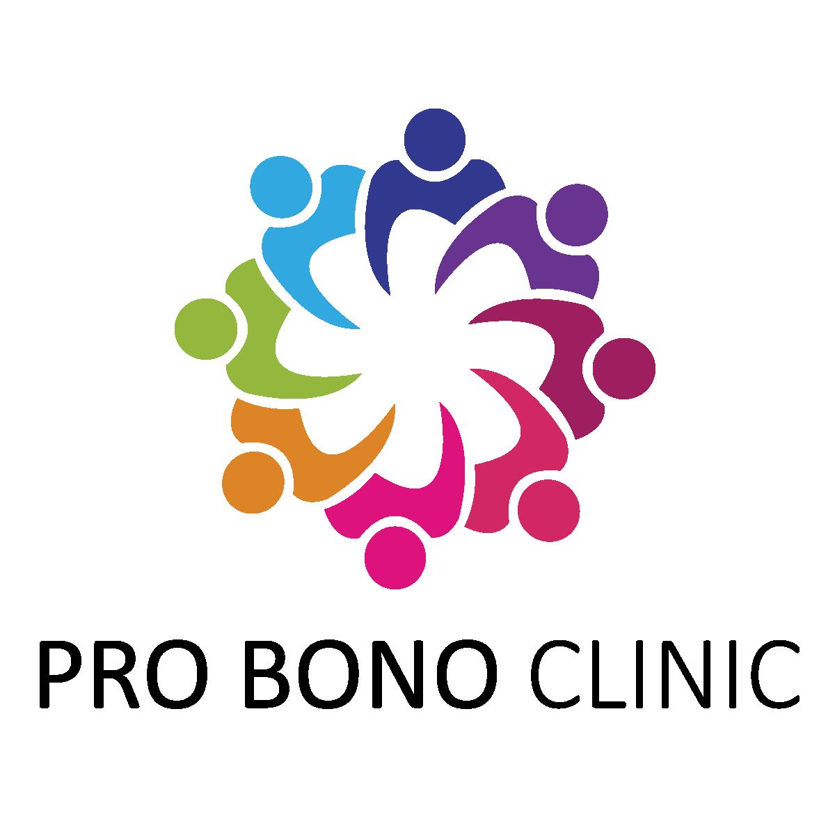 Pro Bono Clinic logo- square